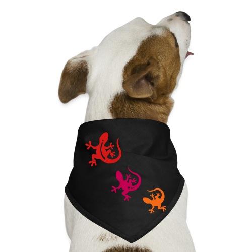Dog Gecko Bandana - Dog Bandana