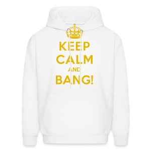 [AS] Keep Calm & Bang! - Men's Hoodie