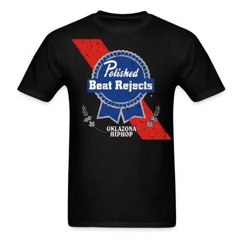 McNastee & Saevio.Is.Dead - Polished Beat Rejects Tee - Men's T-Shirt