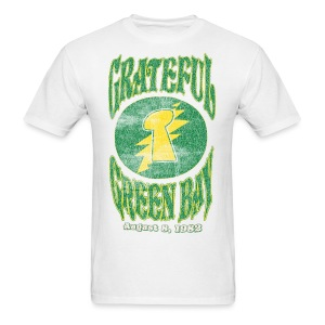 Grateful Green Bay - Men's T-Shirt