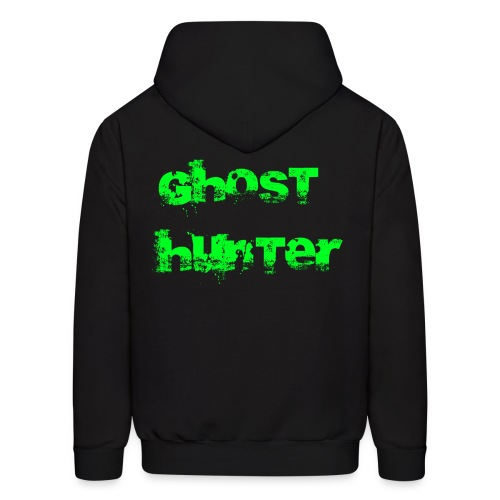 Men's FAPI Ghost Hunter Hooded Sweatshirt - Men's Hoodie