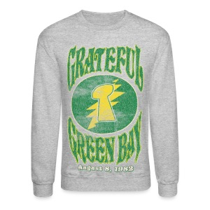Grateful Green Bay - Crewneck Sweatshirt