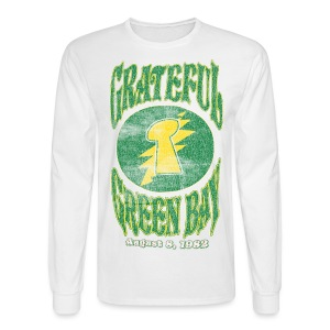 Grateful Green Bay - Men's Long Sleeve T-Shirt