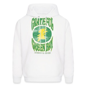 Grateful Green Bay - Men's Hoodie