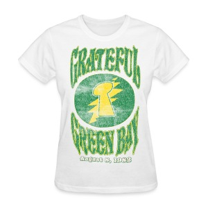 Grateful Green Bay - Women's T-Shirt