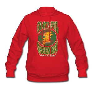 Grateful Green Bay - Women's Hoodie