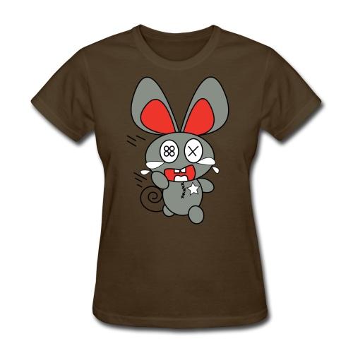 Run! Bunny! Run! - Women's T-Shirt