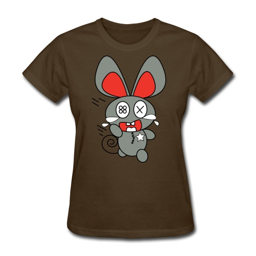 Run! Bunny! Run! - Women's T-Shirt