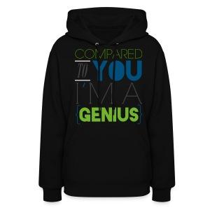 [SUJU] Compared to You I'm a Genius - Women's Hoodie