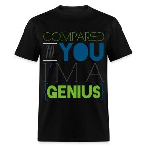 [SUJU] Compared to You I'm a Genius - Men's T-Shirt