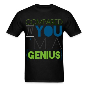 [SUJU] Compared to You I'm a Genius - Men's T-Shirt