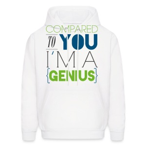 [SUJU] Compared to You I'm a Genius - Men's Hoodie