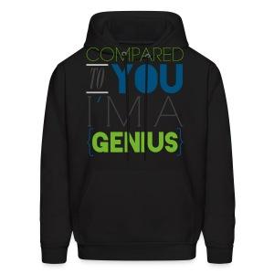 [SUJU] Compared to You I'm a Genius - Men's Hoodie