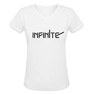 [INF] Infinite Name - Women's V-Neck T-Shirt