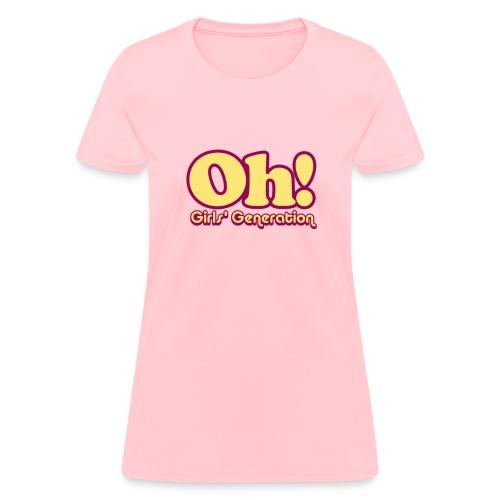 [SNSD] Oh! - Women's T-Shirt