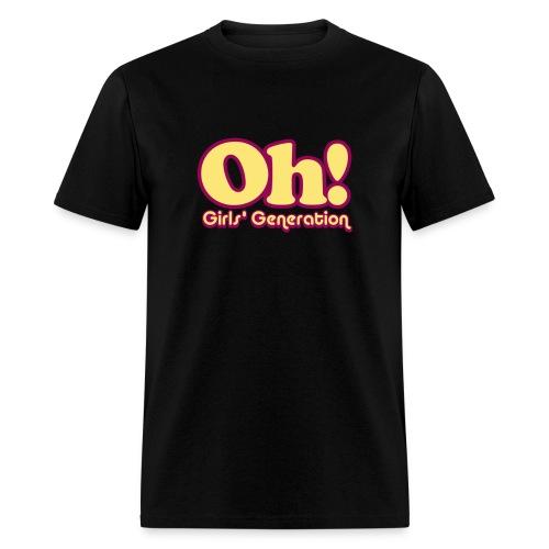 [SNSD] Oh! - Men's T-Shirt