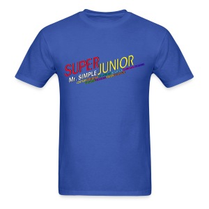 [SUJU] Mr. Simple - Men's T-Shirt