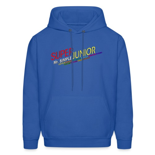 [SUJU] Mr. Simple - Men's Hoodie