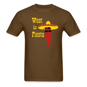 West La Fiesta - Men's T-Shirt