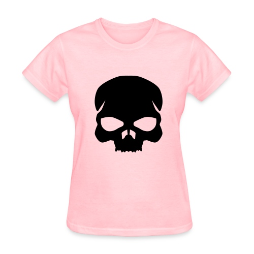 skull star - Women's T-Shirt