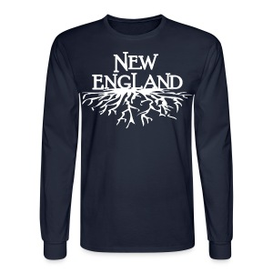 New England Roots - Men's Long Sleeve T-Shirt