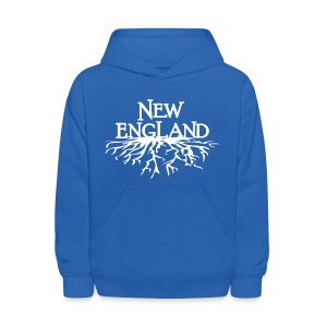 New England Roots - Kids' Hoodie