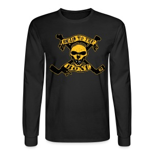 Brad to the Bone #63 - Men's Long Sleeve T-Shirt