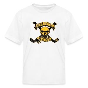 Brad to the Bone #63 - Kids' T-Shirt