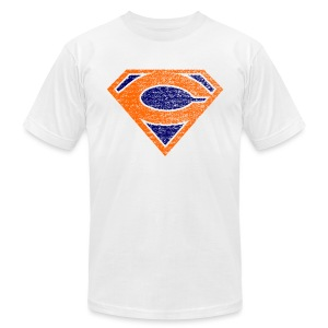 Super C - Men's T-Shirt by American Apparel