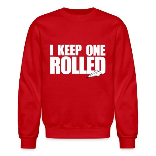 1 Rolled Creneck - Crewneck Sweatshirt