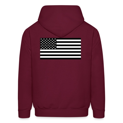Plain Custom Shirts - Men's Hoodie