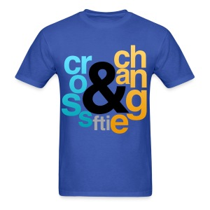 [FTI] Cross & Change - Men's T-Shirt