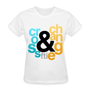 [FTI] Cross & Change - Women's T-Shirt
