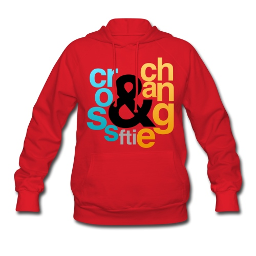 [FTI] Cross & Change - Women's Hoodie