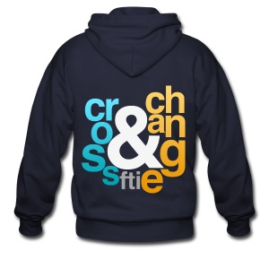 [FTI] Cross & Change - Men's Zip Hoodie