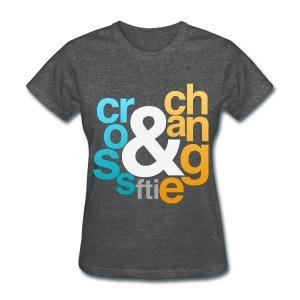 [FTI] Cross & Change - Women's T-Shirt