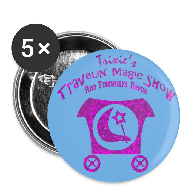Magic and Fireworks button