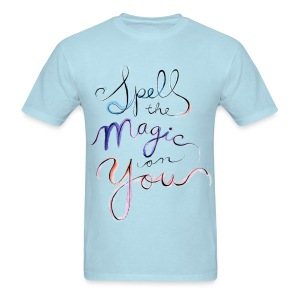 [OW] Spell the Magic - Men's T-Shirt
