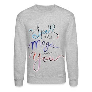 [OW] Spell the Magic - Crewneck Sweatshirt