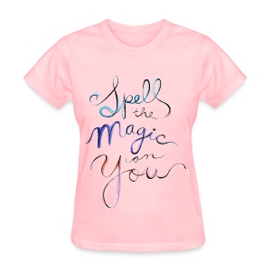 [OW] Spell the Magic - Women's T-Shirt