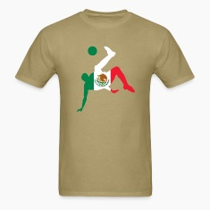Mexico soccer USA T-Shirts