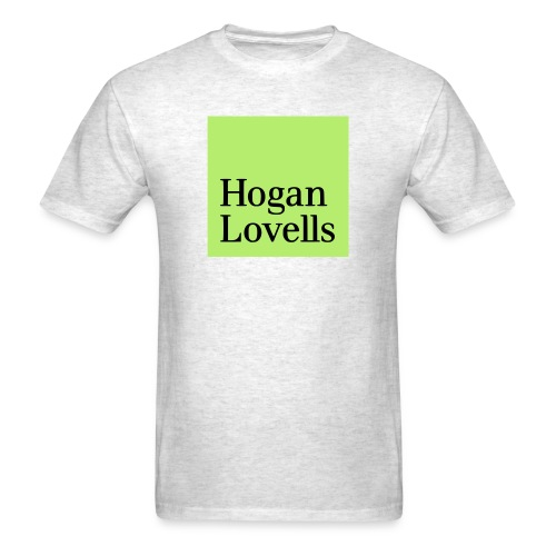 HL_offcolor_bigger_center_chest - Men's T-Shirt