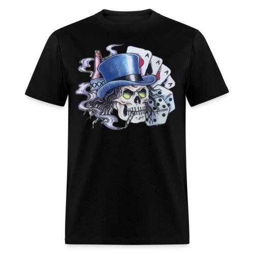 Drink Dank n Dice - Men's T-Shirt