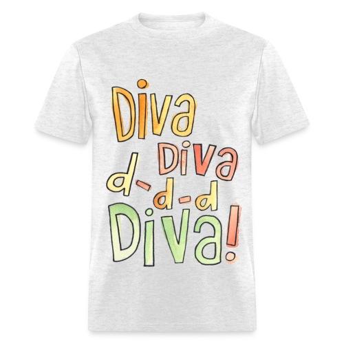[AS] Diva - Men's T-Shirt