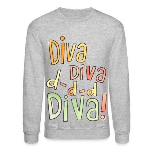 [AS] Diva - Crewneck Sweatshirt
