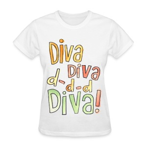 [AS] Diva - Women's T-Shirt