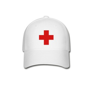 Medic / Lifeguard - Baseball Cap