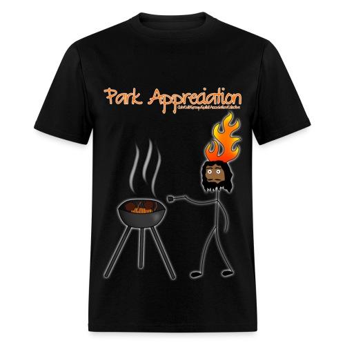 Park Appreciation Men's T-shirt - Men's T-Shirt
