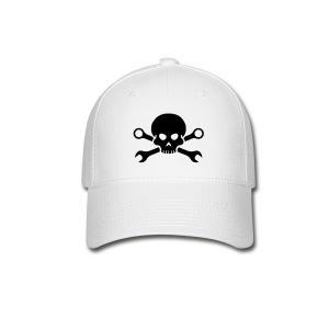 Mechanic Skull - Baseball Cap