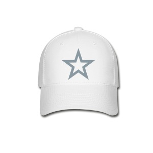 Grey Star - Baseball Cap